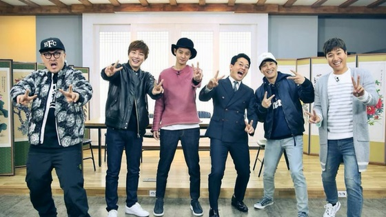 "2 Days & 1 Night"" Is the First KBS Variety Show To Be"