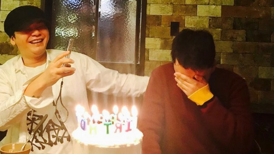 Yang Hyun Suk Reduces BIGBANG's Seungri to Tears With Surprise Birthday Party