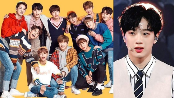 wanna one member left cube entertainment and signed with a prominent
